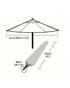 Deluxe - 3m Round Parasol Cover - 190cm
