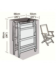 Deluxe - Folding Chair Cover - 66cm