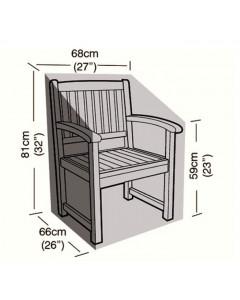 Deluxe - Armchair Cover - 68cm