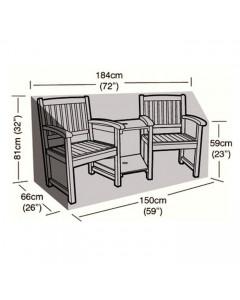 Deluxe - Companion Seat Cover - 184cm