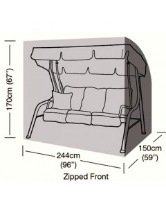 Deluxe - 3/4 Seater Swing Seat Cover - 244cm