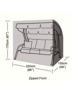Preserver - 3 Seater Swing Seat Cover - 220cm