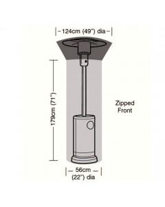 Deluxe - Patio Heater Cover - 179cm