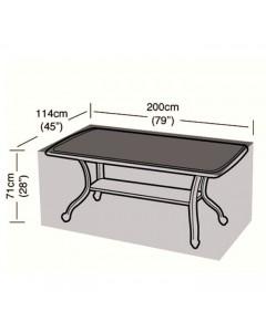 Preserver - 8 Seater Rectangular Table Cover - 200cm