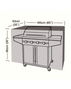 Deluxe - Ex Large Classic BBQ Cover - 165cm